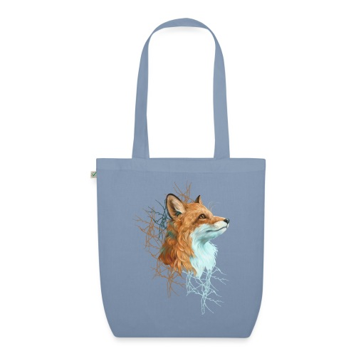 Happy the Fox - Bio-Stoffbeutel