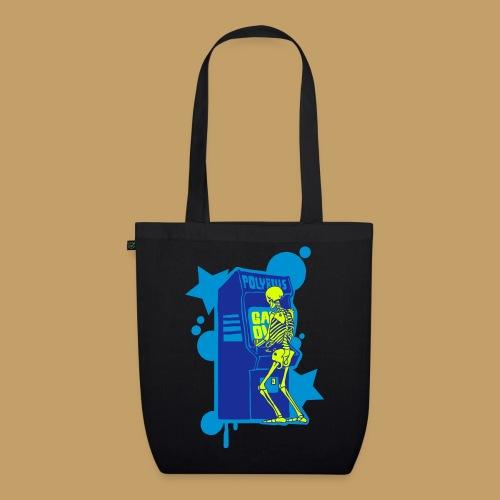 Hi-Score Blue - Ekologiczna torba materiałowa