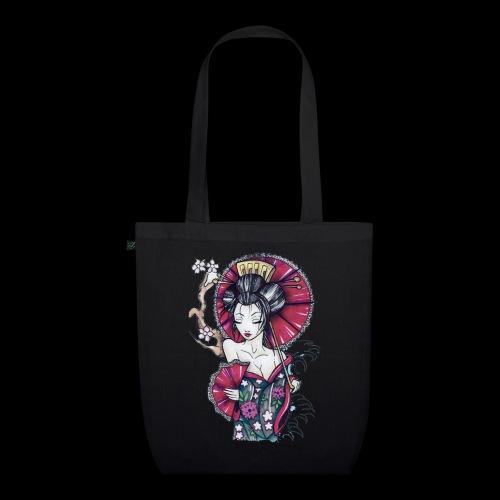 Geisha2 - Borsa ecologica in tessuto