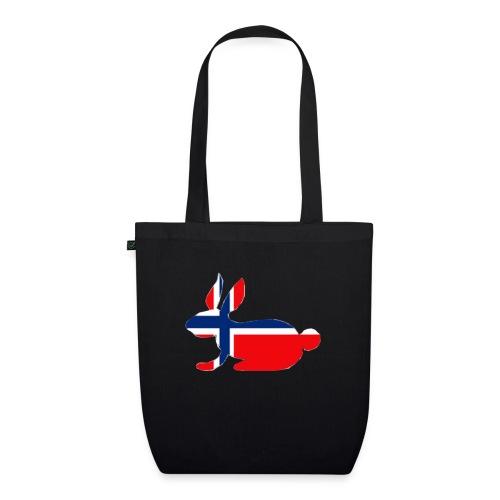 norwegian bunny - EarthPositive Tote Bag