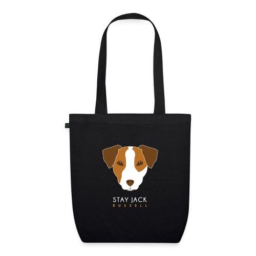 Jack Russell - Borsa ecologica in tessuto