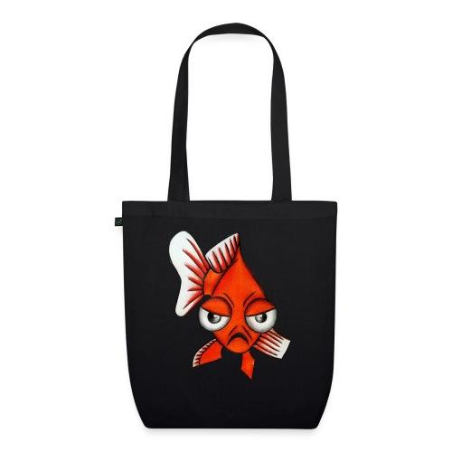Angry Fish - Sac en tissu biologique