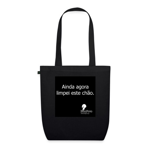 p aindaagoralimpeiestechao - EarthPositive Tote Bag