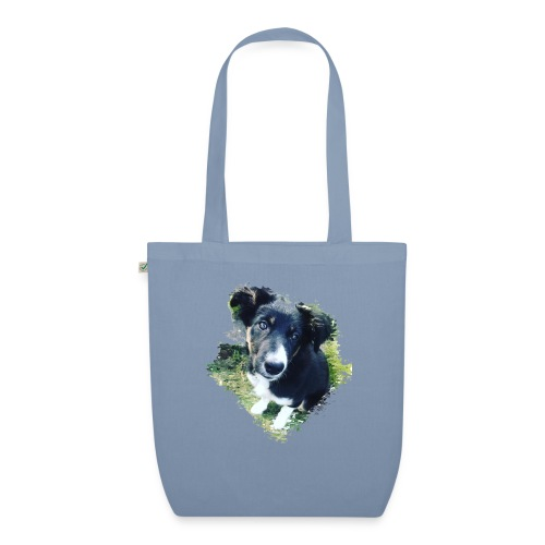 colliegermanshepherdpup - EarthPositive Tote Bag