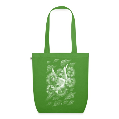 Crossing Clouds - EarthPositive Tote Bag