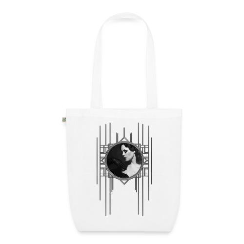 Femme Fatale Xarah Design 3 - EarthPositive Tote Bag