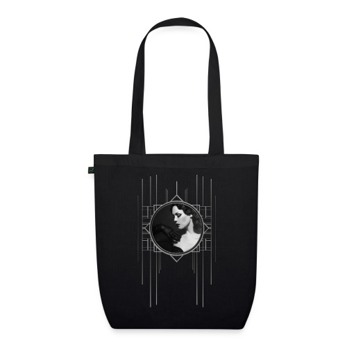 Femme Fatale Xarah Design 3 - EarthPositive Tote Bag