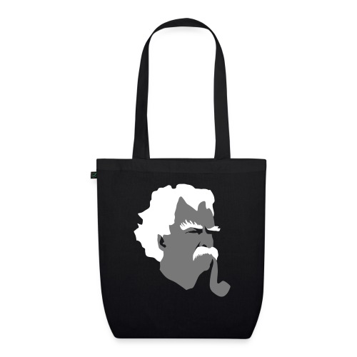 Mark Twain - EarthPositive Tote Bag