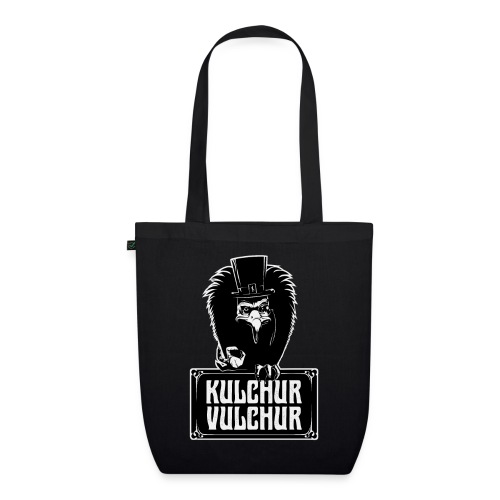 Kulchur Vulchur - EarthPositive Tote Bag