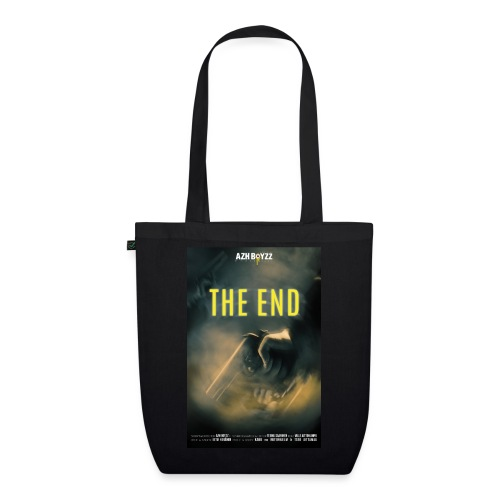 The End poster (1 print) - Luomu-kangaskassi