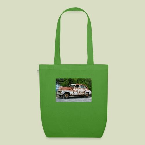 RustyCar - Luomu-kangaskassi