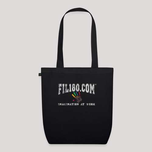 FIL180 Hoody WHITE - EarthPositive Tote Bag