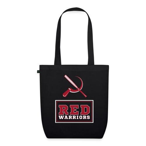 Red Warriors Logo2 - Sac en tissu biologique