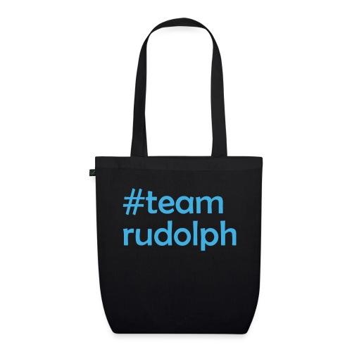 # team rudolph - Christmas & Weihnachts Design - Bio-Stoffbeutel