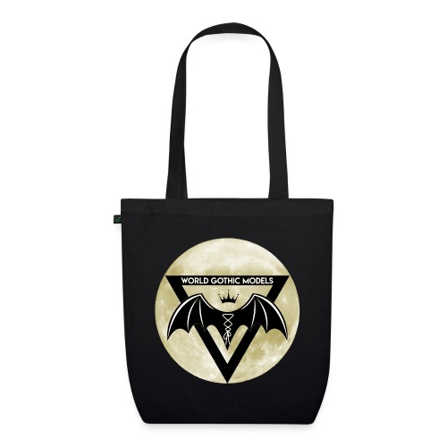 Single WGM Logo Moon Design - EarthPositive Tote Bag