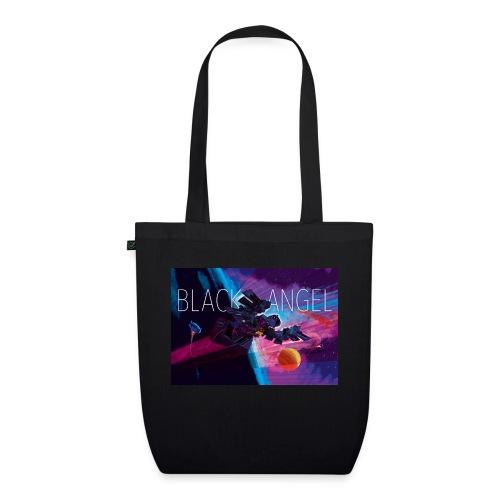 BLACK ANGEL COVER ART - Sac en tissu biologique