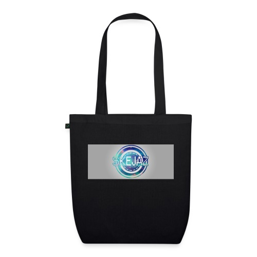LOGO WITH BACKGROUND - EarthPositive Tote Bag