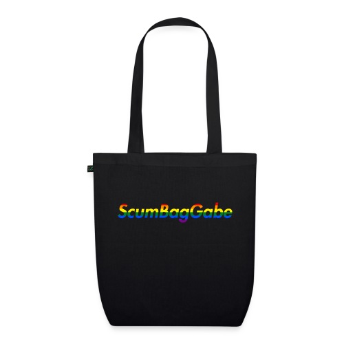 ScumBagGabe Multi Logo XL - EarthPositive Tote Bag