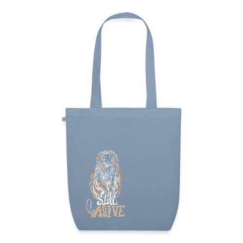 Still alive - EarthPositive Tote Bag