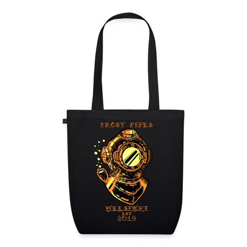 Brass Nautical Piper LIMITED EDITION - EarthPositive Tote Bag