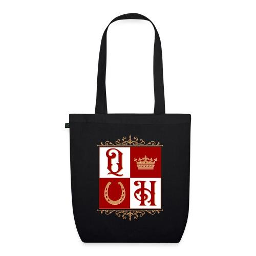Quater Horse Ornament Pferd Royal König Geschenk - Bio-Stoffbeutel