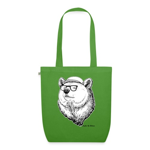 Lights Of Siberia - EarthPositive Tote Bag