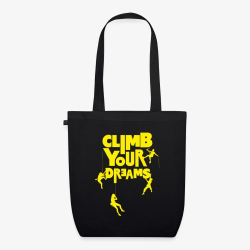 Scale your dreams - EarthPositive Tote Bag