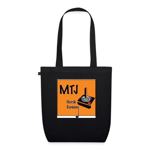Mtj Logo - Bio-stoffveske