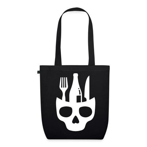 Foodhead_logo__skalle_hel - EarthPositive Tote Bag
