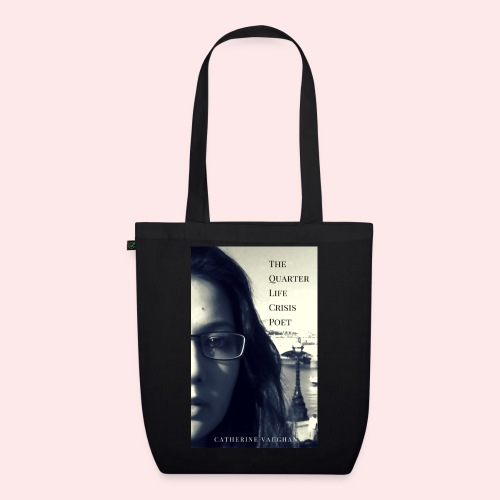 The Quarter Life Crisis Poet 300 DPI jpg - EarthPositive Tote Bag