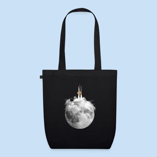 Mondrakete - Bio-Stoffbeutel