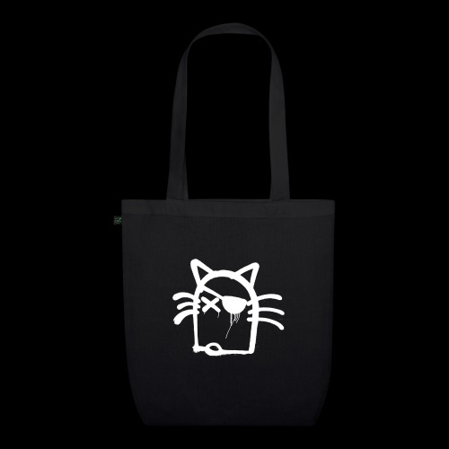 Coole Katze Sonja - Bio-Stoffbeutel