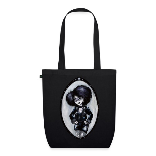 Trad Goth Art by E. R. Whittingham - EarthPositive Tote Bag