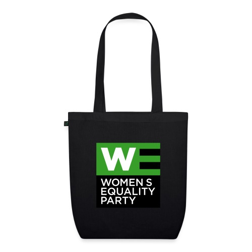 WE_LOGO_GREEN_CMYK - EarthPositive Tote Bag