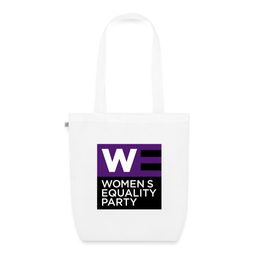 WE_LOGO_PURPLE_CMYK - EarthPositive Tote Bag