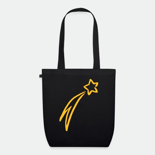 Sternschnuppe drawing - EarthPositive Tote Bag