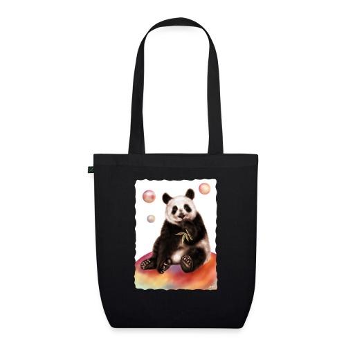 Panda World - Borsa ecologica in tessuto