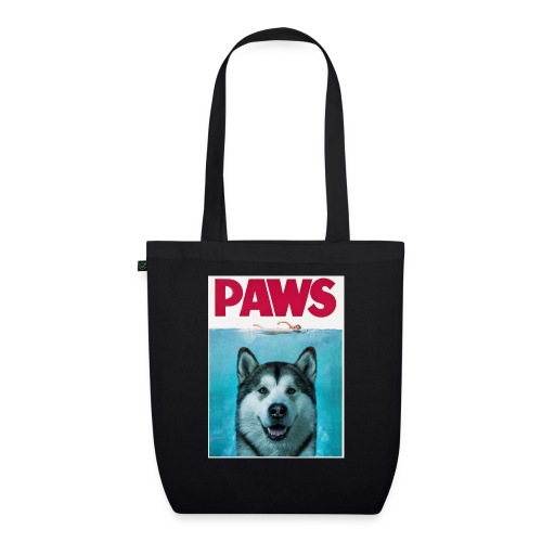 paws 2 - EarthPositive Tote Bag