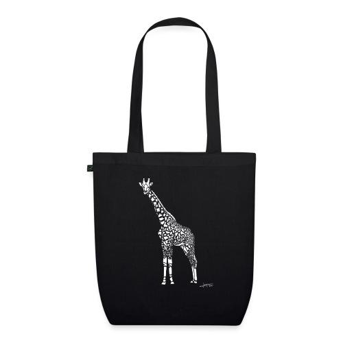 White Girafe by Joaquín - Sac en tissu biologique