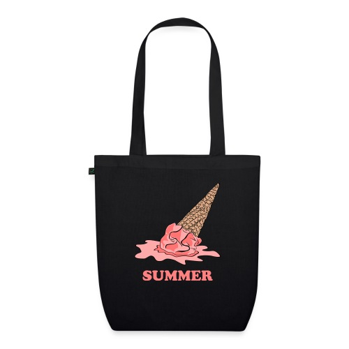 Summer Ice Cream - EarthPositive Tote Bag