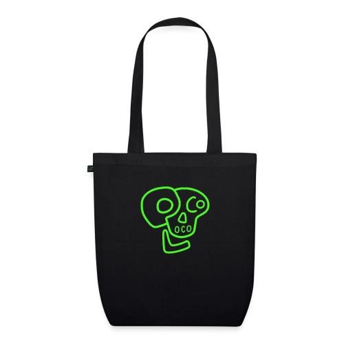 poco loco logo green - EarthPositive Tote Bag