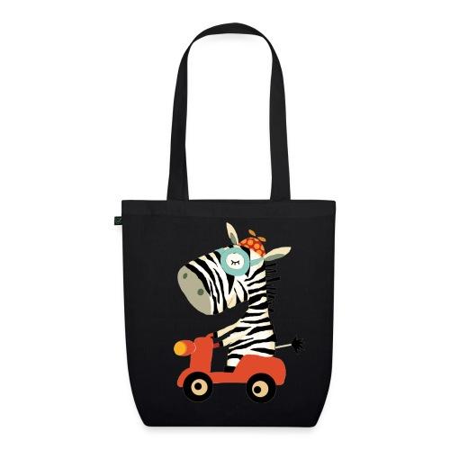 zebra png - Bio-Stoffbeutel