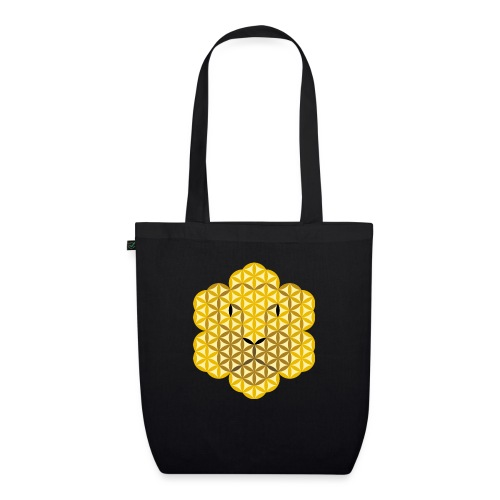The Lion Of Life - Alpha Male, Mane 02 - EarthPositive Tote Bag