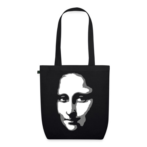 Mona Lisa - Bio stoffen tas