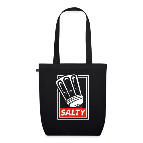 Salty white - EarthPositive Tote Bag