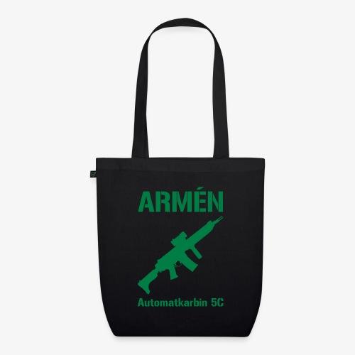 ARMÈN - Ak 5C - Ekologisk tygväska