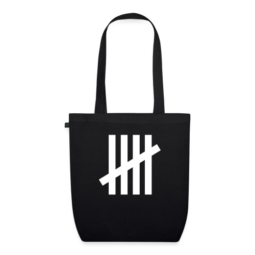 counting days white - EarthPositive Tote Bag