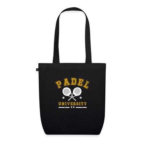 Padel University Vintage - Ekologisk tygväska