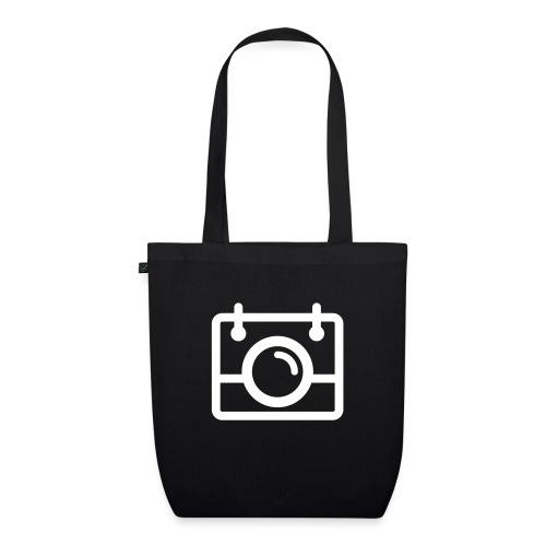 White AYWMC Camera logo - EarthPositive Tote Bag
