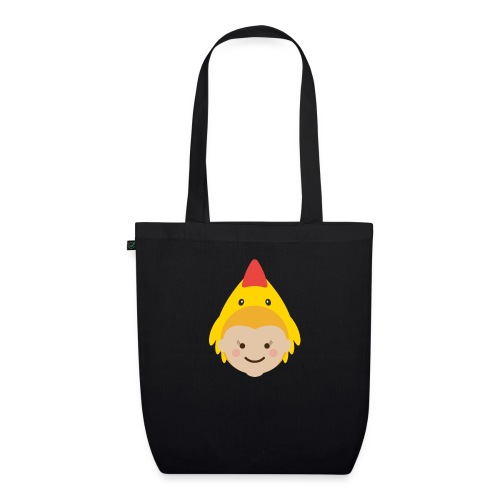 Lola the Chicken | Ibbleobble - EarthPositive Tote Bag